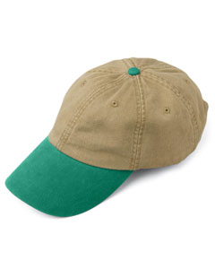 Adams 6-Panel Low-Profile Washed Pigment-Dyed Cap
